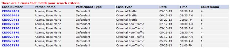 Washington Courts - Search Case Records 2013-05-16 05-38-04